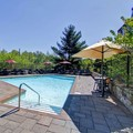 Swimming pool at Homewood Suites by Hilton Mont Tremblant Resort