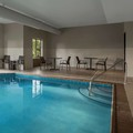 Swimming pool at Homewood Suites by Hilton Orland Park