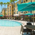 Swimming pool at Homewood Suites by Hilton Orlando Ucf Area