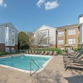 Swimming pool at Homewood Suites by Hilton Schaumburg