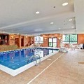 Swimming pool at Homewood Suites by Hilton Stratford