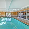 Swimming pool at Homewood Suites by Hilton Toronto / Mississauga