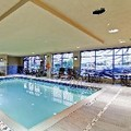 Swimming pool at Homewood Suites by Hilton Waterloo / St. Jacobs