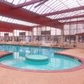 Swimming pool at Hotel Carlisle & Embers Convention Center