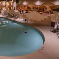 Swimming pool at Hotel Grand Conference Center