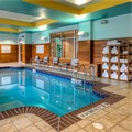 Swimming pool at Hotel Indigo Columbus Architectural Center