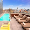 Swimming pool at Hotel Indigo Lower East Side New York