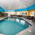 Swimming pool at Hotel J Green Bay