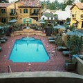 Swimming pool at Hotel Los Gatos