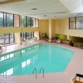Swimming pool at Hotel Mead & Conference Center