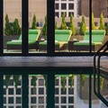 Swimming pool at Hotel Palomar Chicago