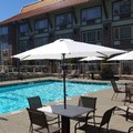 Swimming pool at Howard Johnson Hotel & Suites