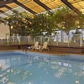 Swimming pool at Howard Johnson Inn Bartonsville / Poconos Area