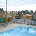 Swimming pool at Howard Johnson Inn & Suites Vallejo / Near Discove