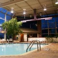 Swimming pool at Howard Johnson Toronto East