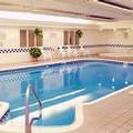 Swimming pool at Hudson Fairfield Inn by Marriott
