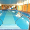 Swimming pool at Hudson Valley Resort & Spa