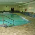 Swimming pool at Humphry Inn & Suites