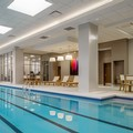 Swimming pool at Hyatt Atlanta Midtown