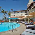 Swimming pool at Hyatt Centric Santa Barbara