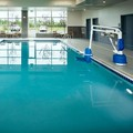 Swimming pool at Hyatt House Anchorage