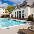 Swimming pool at Hyatt House Boston / Waltham