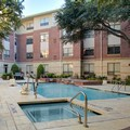 Swimming pool at Hyatt House Dallas Lincoln Park