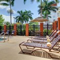 Swimming pool at Hyatt House Fort Lauderdale Airport & Cruise Port