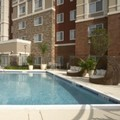 Swimming pool at Hyatt House Sterling / Dulles Airport North