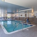 Swimming pool at Hyatt Place Asheville Downtown