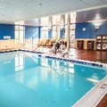 Swimming pool at Hyatt Place Charlottesville