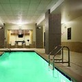 Swimming pool at Hyatt Place Des Moines / Downtown