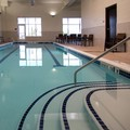 Swimming pool at Hyatt Place Detroit / Novi