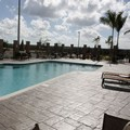 Swimming pool at Hyatt Place Fort Myers at the Forum