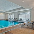 Swimming pool at Hyatt Place Fredericksburg at Mary Washington
