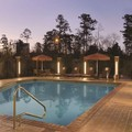 Swimming pool at Hyatt Place Houston / The Woodlands