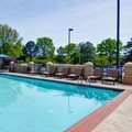 Swimming pool at Hyatt Place Memphis Wolfchase Galleria