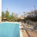Swimming pool at Hyatt Place Nashville Airport