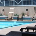 Swimming pool at Hyatt Regency Albuquerque