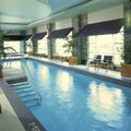 Swimming pool at Hyatt Regency Calgary