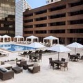 Swimming pool at Hyatt Regency New Orleans