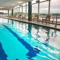 Swimming pool at Hyatt Regency Pittsburgh International Airport
