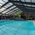 Swimming pool at Hyatt Regency Princeton