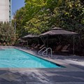 Swimming pool at Hyatt Regency Sacramento