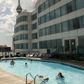 Swimming pool at Hyatt Regency Toronto