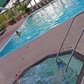 Swimming pool at Illinois Beach Resort & Conference Center