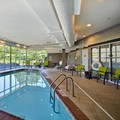 Swimming pool at Indianapolis Airport Suites