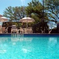 Swimming pool at Inn at Lampasas