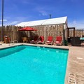 Swimming pool at Inn at Santa Fe by Best Western