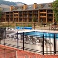 Swimming pool at Inn at Silvercreek